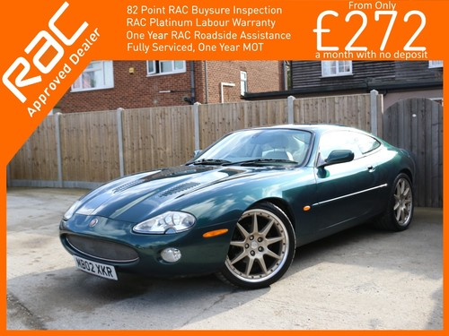 Used Jaguar XKR 4.0 Auto 2 Door Coupe Full Leather Heated Seats Cl ...