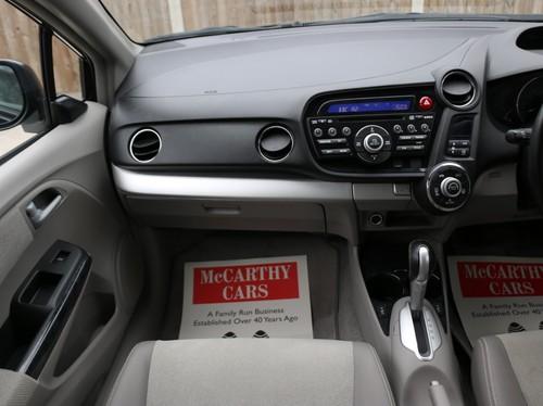 Used Honda Insight 1 3 Hs Ima Hybrid 5 Door Auto Heated Seats