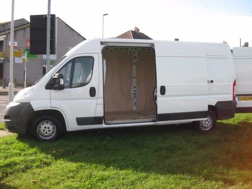 Used Citroen Relay 2 2 Hdi H2 Van On Finance In Plymouth