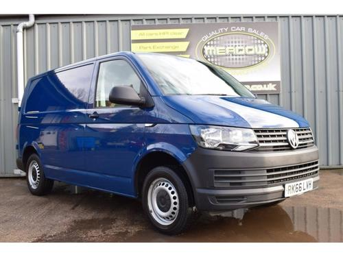 fb26ecd9d6 Used Volkswagen Transporter 2.0 TDI BLUEMOTION TECH T28 STARTLINE ...