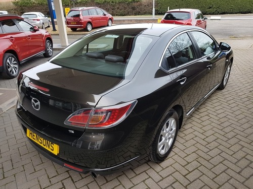 Used Mazda 6 1 8 Ts On Finance In Peterborough 163 110 62 Per