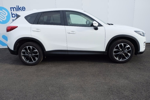 used mazda cx 5 2 0 sport nav 2wd on finance in sheffield. Black Bedroom Furniture Sets. Home Design Ideas