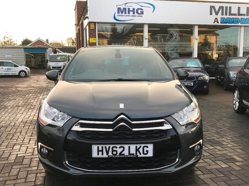 Used citroen ds4 hdi dstyle on finance in derby for Citroen garage 93