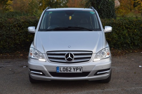 Used Mercedes Viano London >> Used Mercedes Benz Viano Mpv On Finance In London 472 71 Per