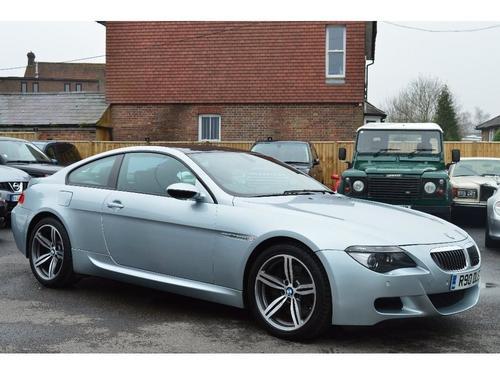Used BMW M6 V10 SMG on Finance in Chesham £230.59 per month no deposit