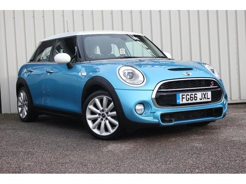 Used Mini Cooper S Cooper Sd On Finance In Crewe 32273 Per Month