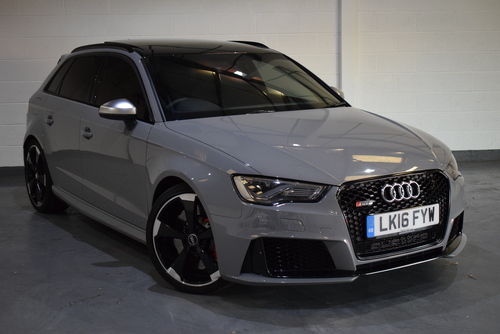 Audi rs3 used finance