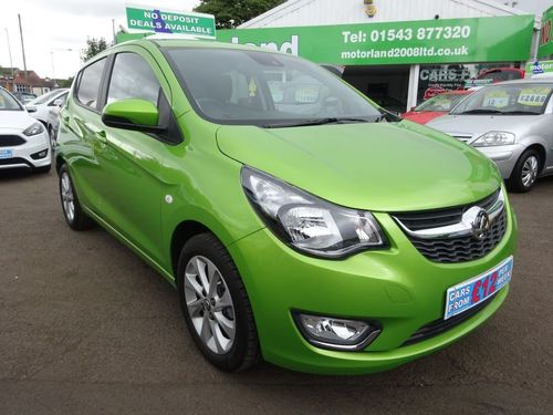 Stunning City-Styling in the New Vauxhall VIVA