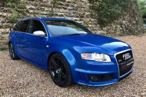 Used Audi RS4 AVANT 4.2 QUATTRO 5DR RARE on Finance in Milton Keynes ...