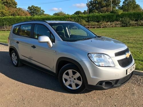 Used Chevrolet Orlando 16v Ls On Finance In Hemel Hempstead 8282