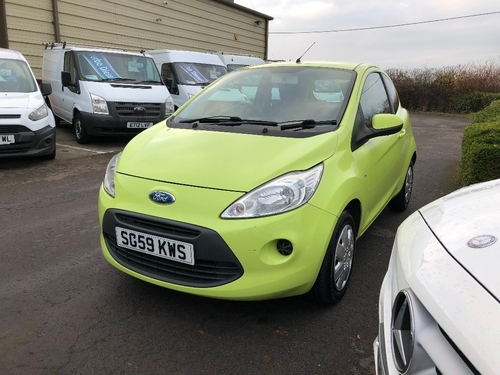 Ford Ka Accessories