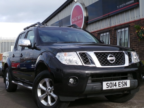 Used nissan navara in west yorkshire on finance from 50 for Nissan motor finance corporation