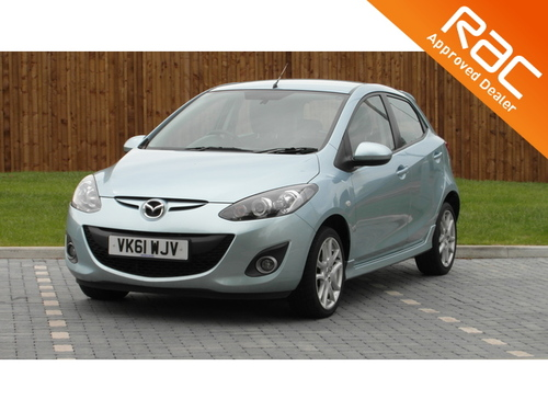 Used Mazda 2 1 6td 90ps Sport Hatchback 5d On Finance In
