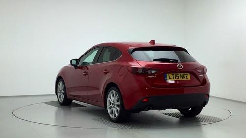 Used Mazda 3 2 0 Sport Nav 5dr On Finance In Letchworth Garden City 163 253 31 Per Month No Deposit
