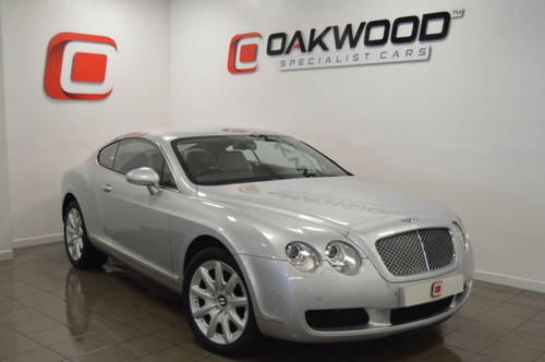 used bentley continental gt 6 0 gt 2d auto on finance in. Black Bedroom Furniture Sets. Home Design Ideas