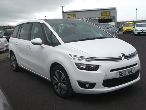 Used citroen c4 grand picasso bluehdi selection on finance for Subaru motors finance c o chase