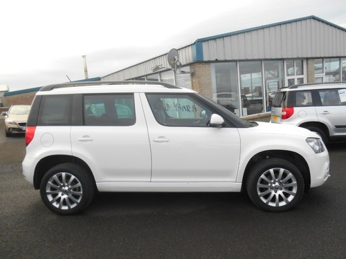 Used skoda yeti tdi scr se l station wagon on finance in for Subaru motors finance c o chase