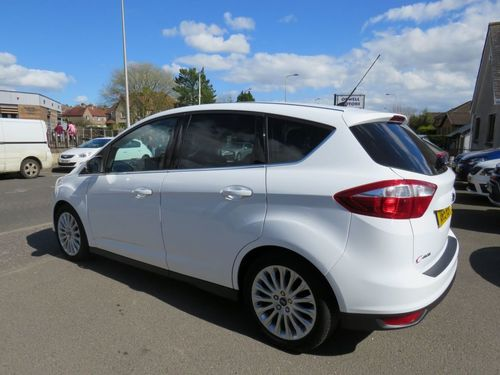 Used Ford C Max 1 6 Titanium Tdci 5d On Finance In