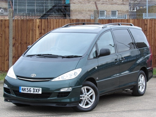 Used Toyota Previa D 4d T Spirit On Finance In Bedford 110 51 Per