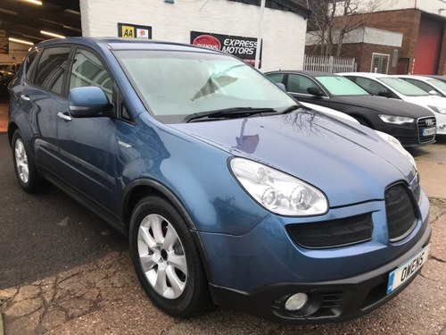 Used Subaru Tribeca On Finance From 50 Per Month No Deposit