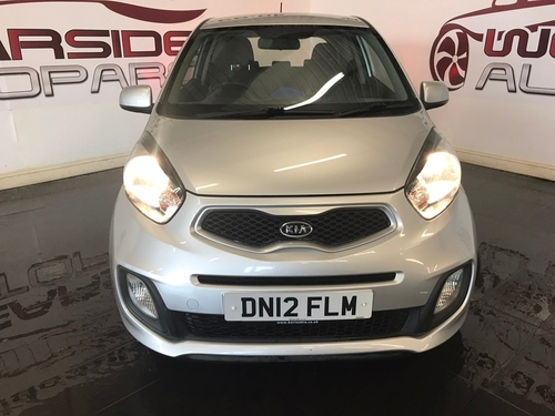 Used kia picanto in tyne and wear on finance from 50 per for Kia motors finance rates