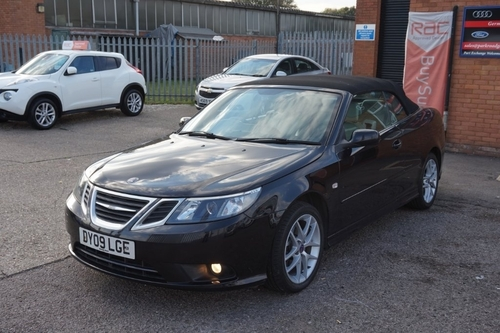 Used Saab 9 3 1 9 Ttid Vector Sport On Finance In Bedford
