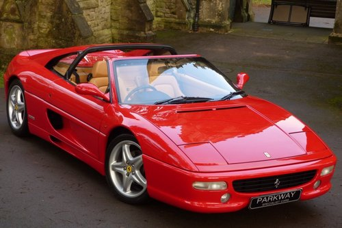 Used Ferrari F355 GTS F1 2DR **PERFECT** on Finance in Mansfield ...