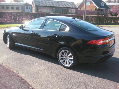 Used Jaguar XF Premium Luxury on Finance in Boston £253 66 per month