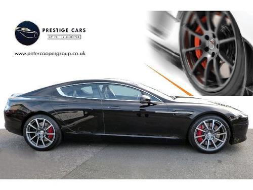Used Aston Martin RAPIDE S RAPIDE SALOON DOOR S On Finance In - Aston martin 4 door