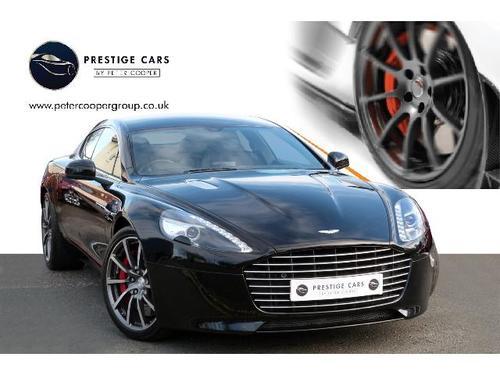 Used Aston Martin RAPIDE S RAPIDE SALOON DOOR S On Finance In - Used aston martin rapide