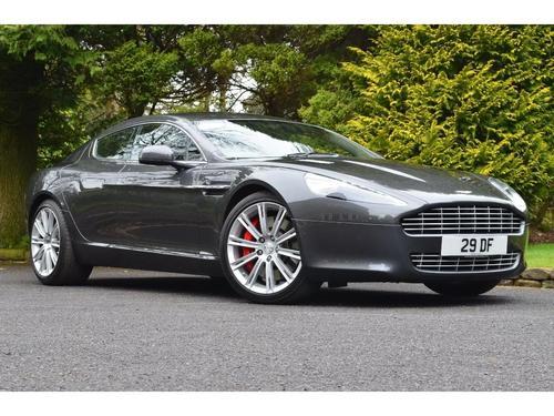 Used Aston Martin RAPIDE S Saloon On Finance In Barrowford - Used aston martin rapide