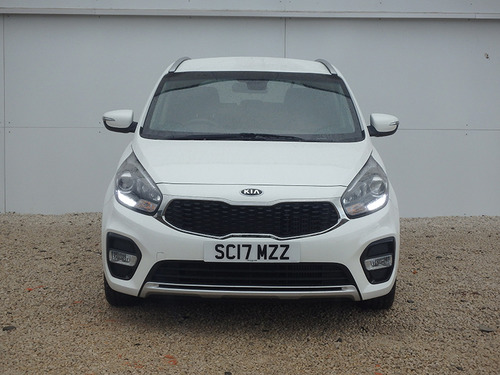 Used Mitsubishi Cars Paisley >> Used Kia CARENS CRDI 2 ISG on Finance in Paisley £415.15 per month no deposit