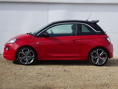Used Mitsubishi Cars Paisley >> Used Vauxhall ADAM GRAND SLAM S/S on Finance in Paisley £225.97 per month no deposit
