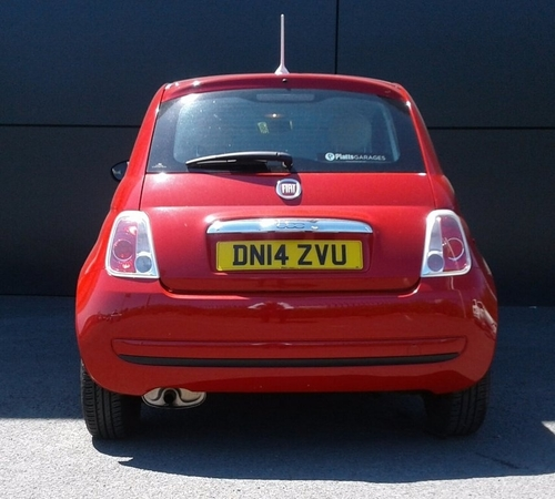 Used Fiat 500 1.2 COLOUR THERAPY 3DR On Finance In