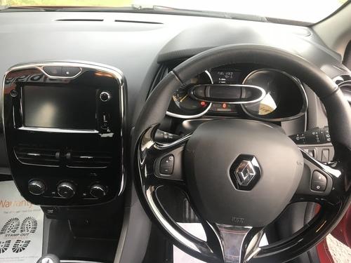 Renault Clio doors
