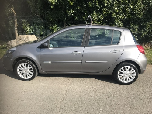 Renault Clio finance
