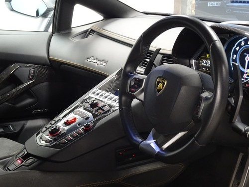 Lamborghini Aventador doors & Used Lamborghini AVENTADOR LP 700-4 2dr ISR on Finance in Orpington ...