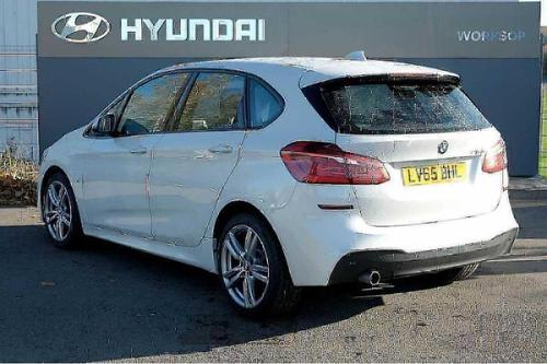 Used Bmw 1 Series 1 5td 216d M Sport On Finance In Hyundai Worksop 163 283 65 Per Month No Deposit