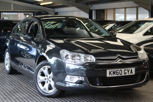 used citroen c5 2 0 vtr plus hdi on finance in blyth per month no deposit. Black Bedroom Furniture Sets. Home Design Ideas