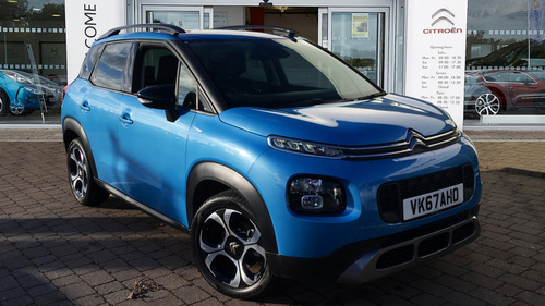 Used Citroen C3 Aircross 1 6bluehdi 120bhp Feel S S On