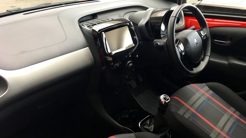 used peugeot 108 1.2 puretech allure 5dr on finance in london west