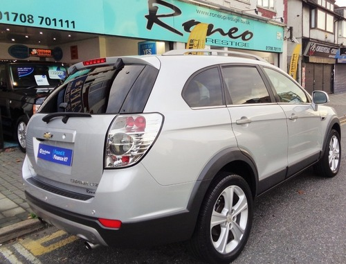 Used Chevrolet Captiva Vcdi Ltz Diesel Automatic On Finance In