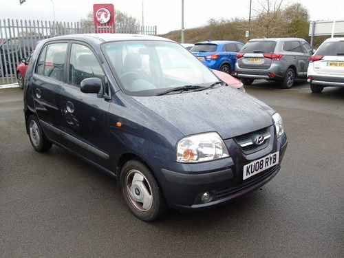 Used hyundai amica on finance from 50 per month no deposit for Roy motors used cars