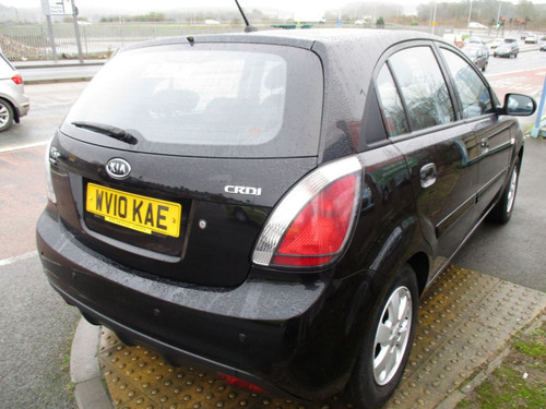 used kia rio 1 5 crdi strike 5d on finance in plymouth per month no deposit. Black Bedroom Furniture Sets. Home Design Ideas