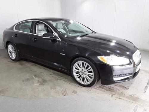 Used 2010 Jaguar XF NU60LJE V6 Premium Luxury on Finance ...