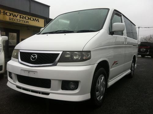 Used 2004 Mazda Bongo CX54NBL 2.0 AUTO CAMPER KITCHEN SINK COOKER DINING AREA SL on Finance in ...