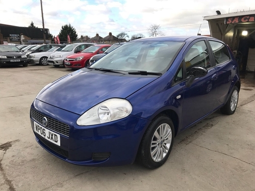 done skelmersdale mitula fiat only door grande reg dynamic cars in punto used