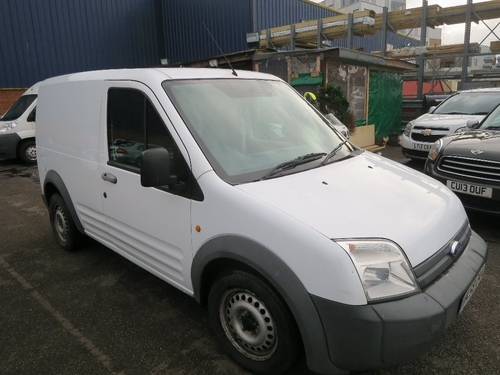 used ford transit connect mpv on finance in new malden £64.60 per