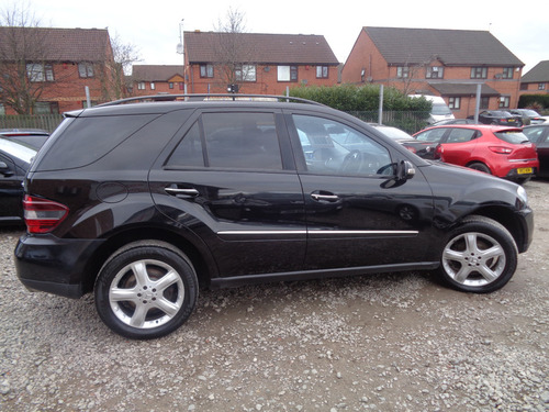 Used Mercedes Benz M Class Ml 320 Cdi Sport On Finance In