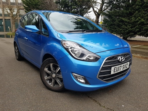 Used hyundai ix20 on finance from 50 per month no deposit for Hyundai motor vehicle finance